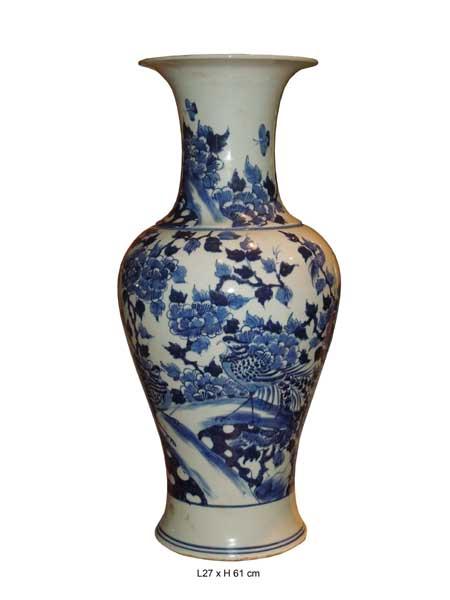 bleu blanc de chine
